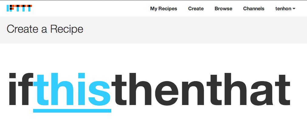 螢幕快照 2013 08 21 下午4.21.27 IFTTT各個社交網站的連結好幫手